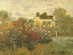 Le Mansion de Claude Monet